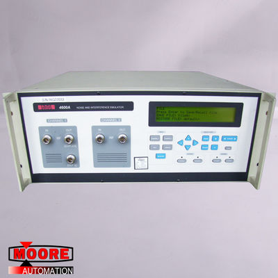 中国 TAS 4600 SPIRENT Noise and Interference Emulator 工場